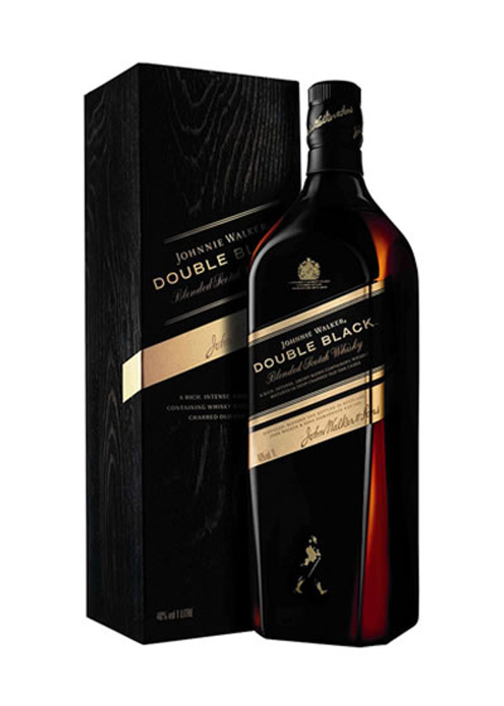 Johnnie Walker Double Black 750