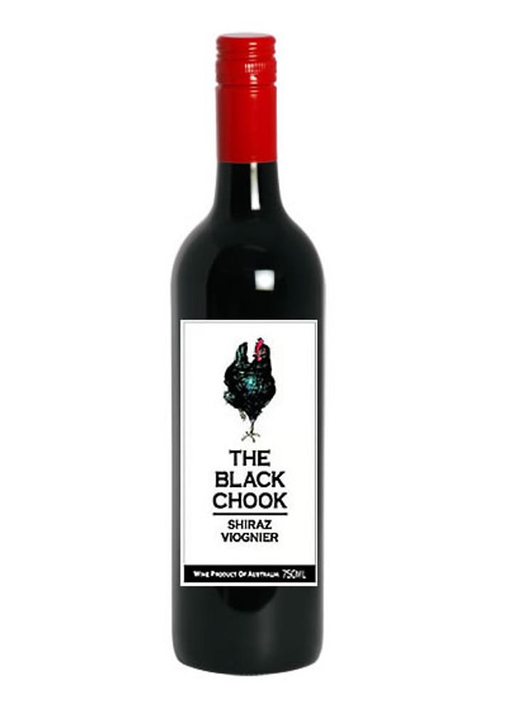 Black Chook Shiraz Viognier
