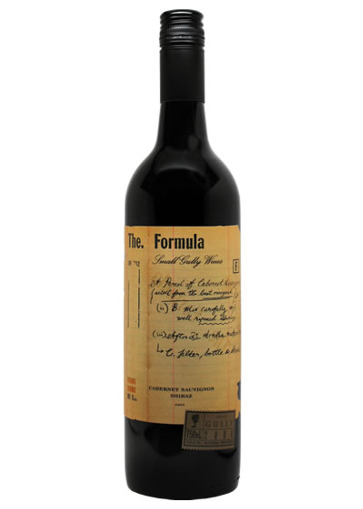Small Gully The Formula Cabernet Shiraz