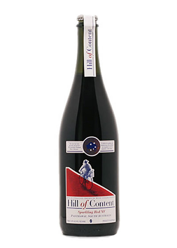 Hill Of Content Sparkling Red