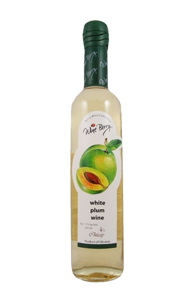 Chizay White Plum Wine