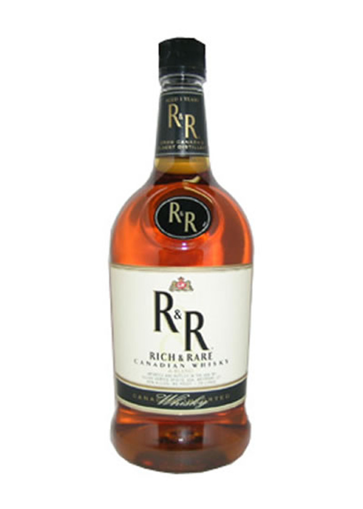 R&R Canadian Whiskey