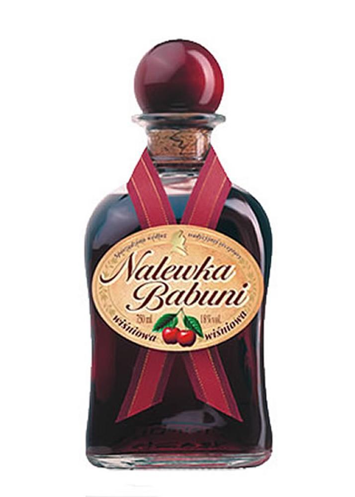 Nalewka Babuni Cherry