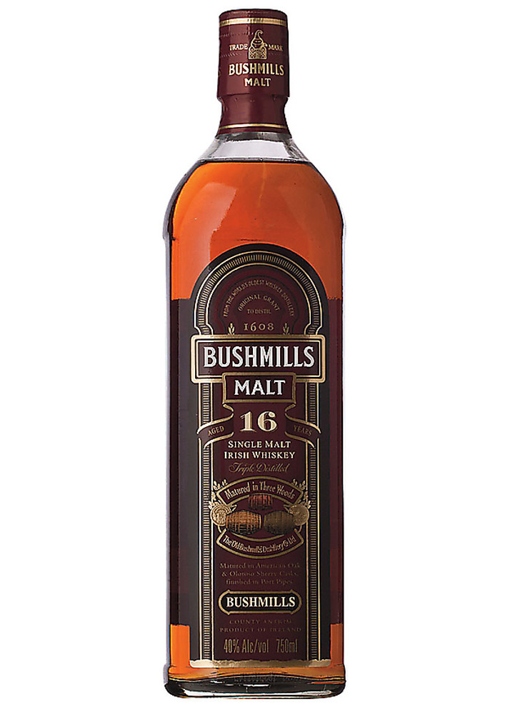 Bushmills Malt 16 Years Old 750