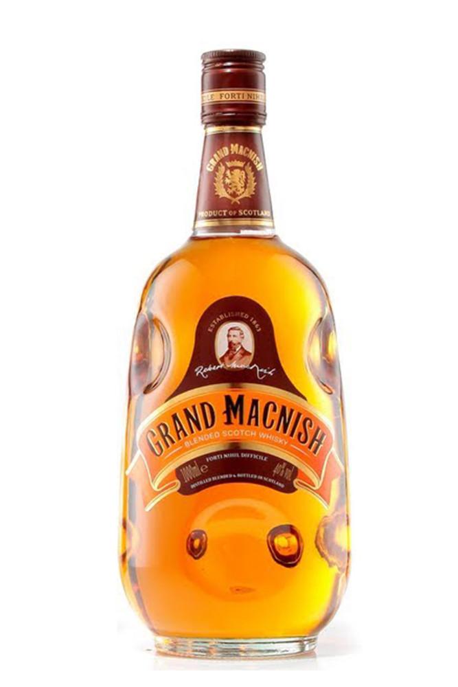Grand Macnish Scotch