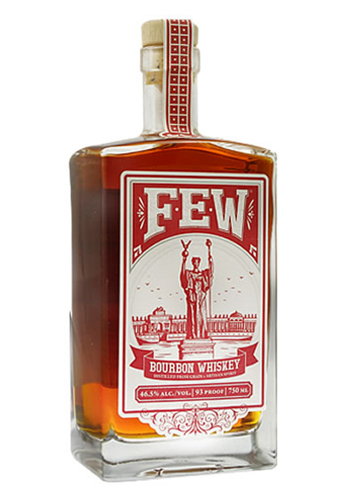 Few Spirits Bourbon Whiskey