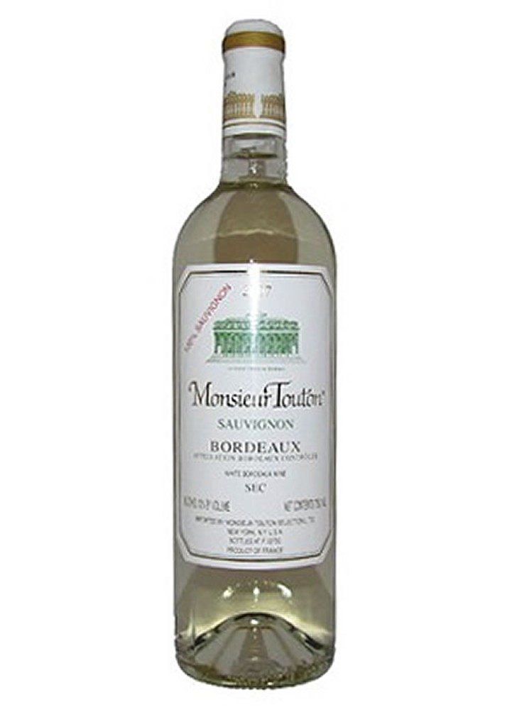 Monsieur Touton White Bordeaux