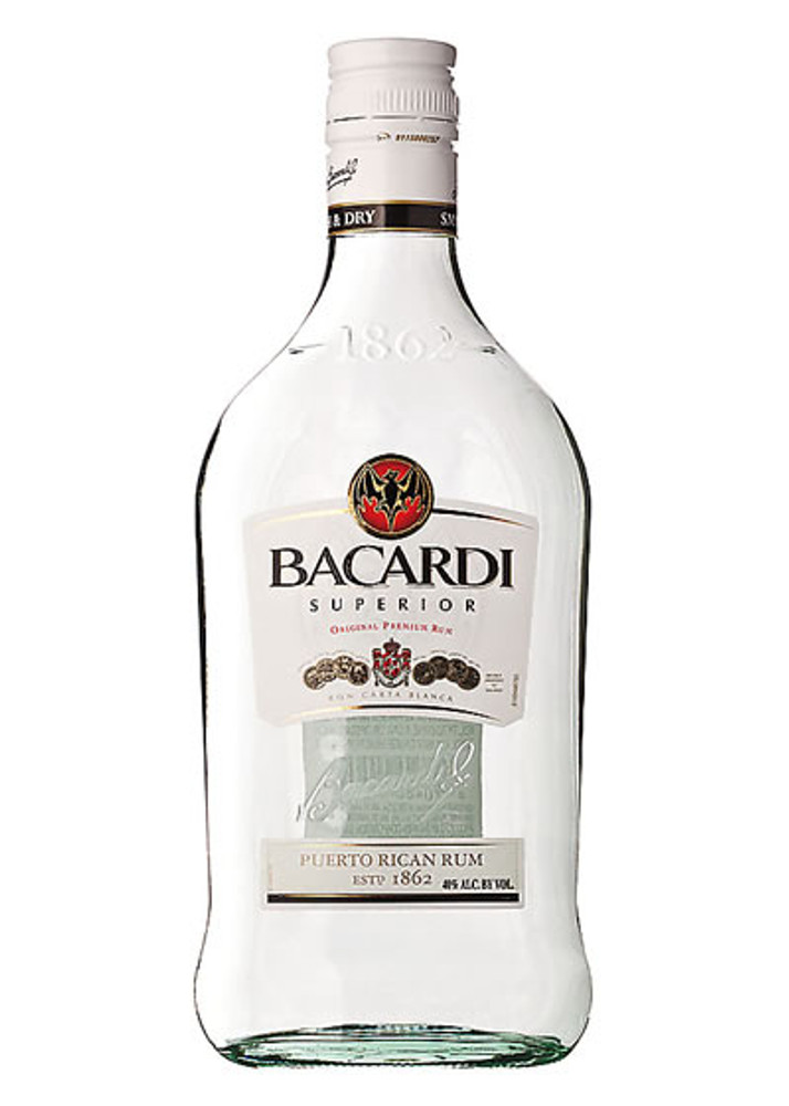 Bacardi Rum Light 375