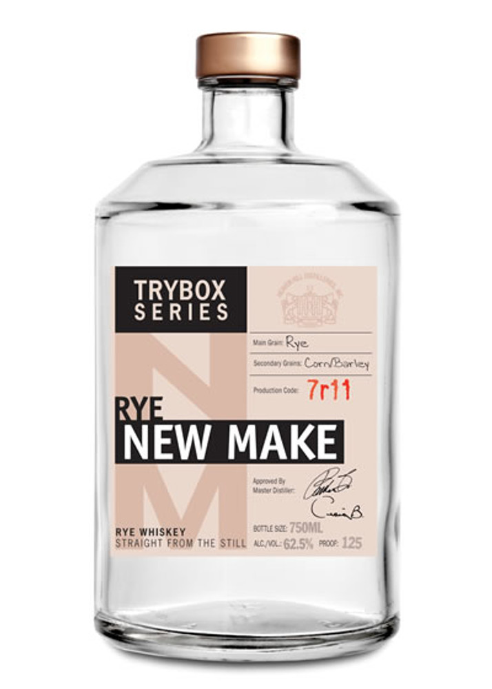 Trybox New Make Rye