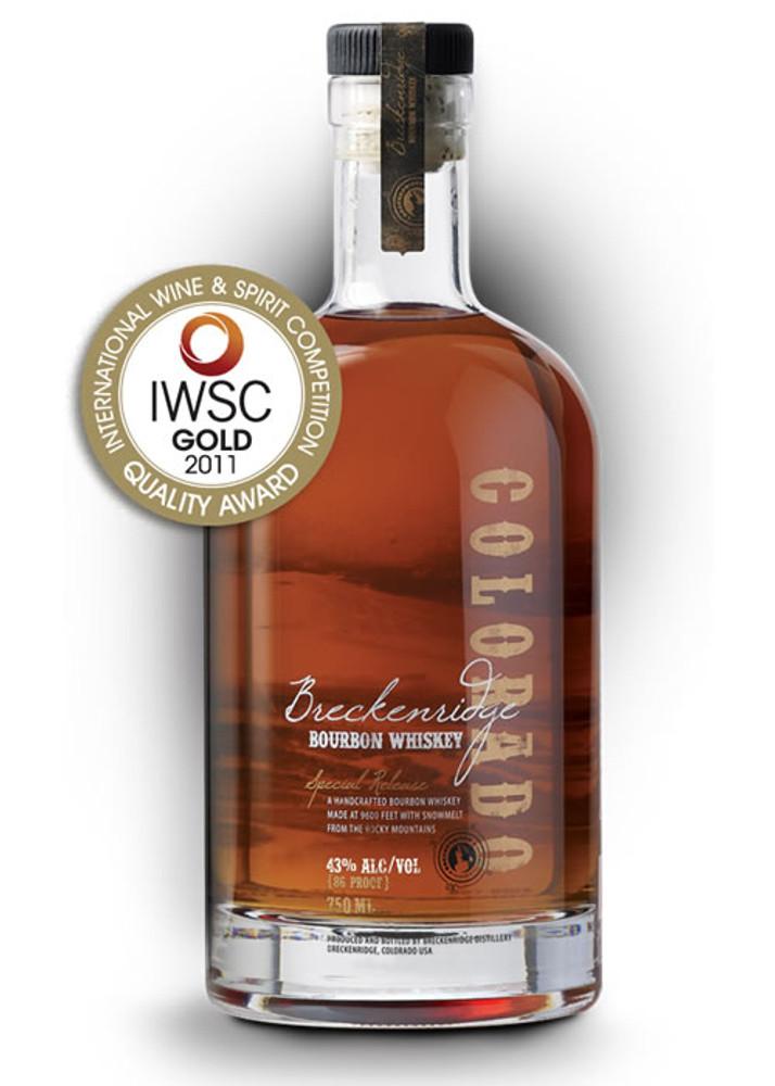 Breckenridge Colorado Bourbon
