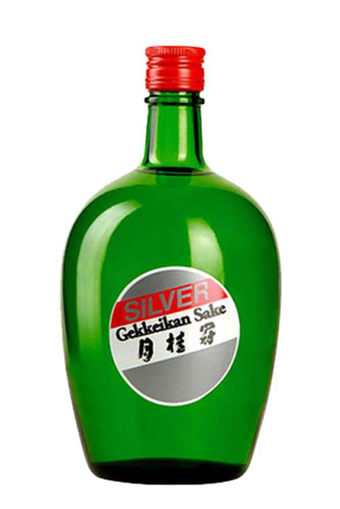 Gekkeikan Silver Sake