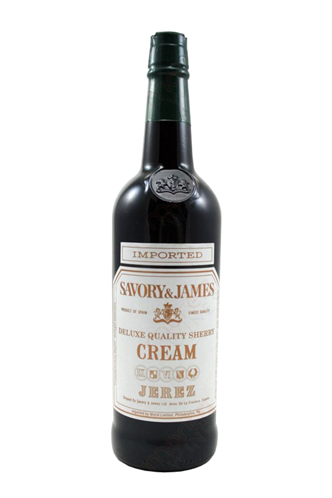 Savory & James Cream Sherry