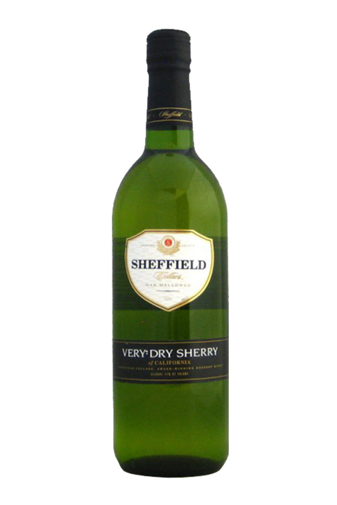 Sheffield Very Dry Sherry