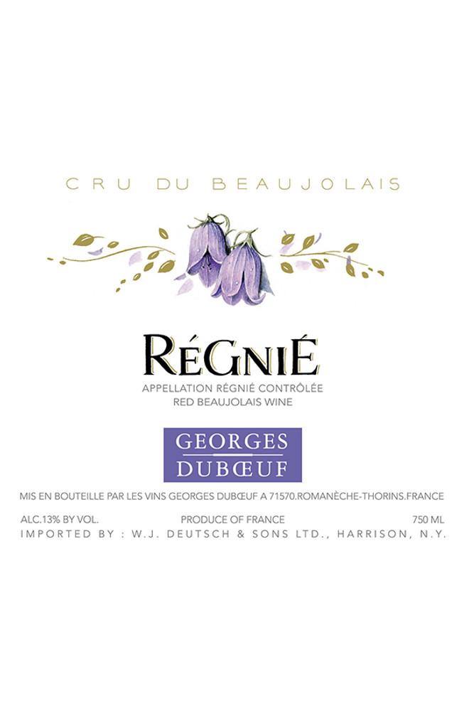 Georges Duboeuf Regnie