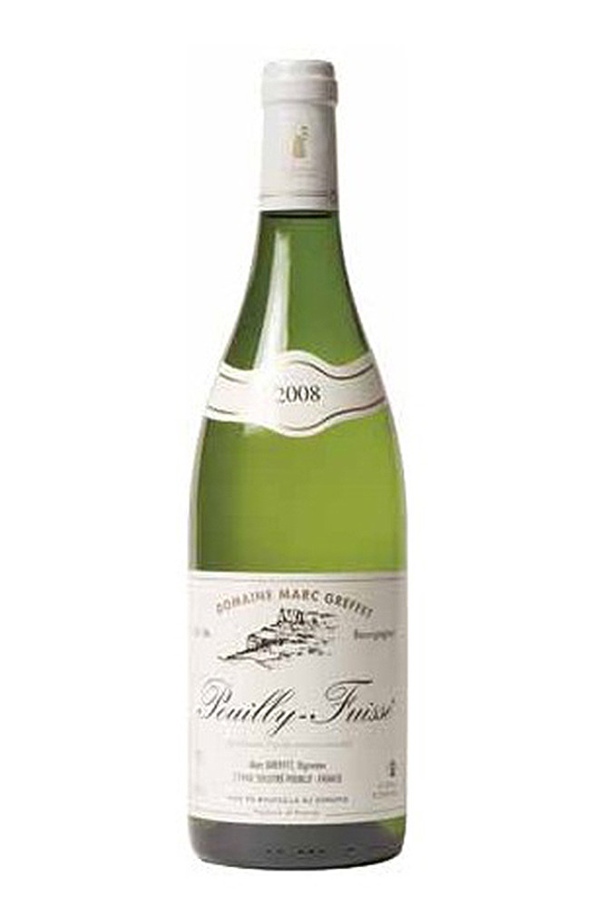 Domaine Greffet Pouilly Fuisse