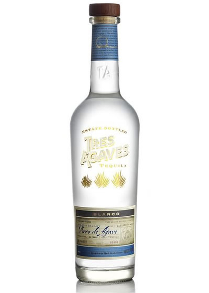Tres Agaves Blanco