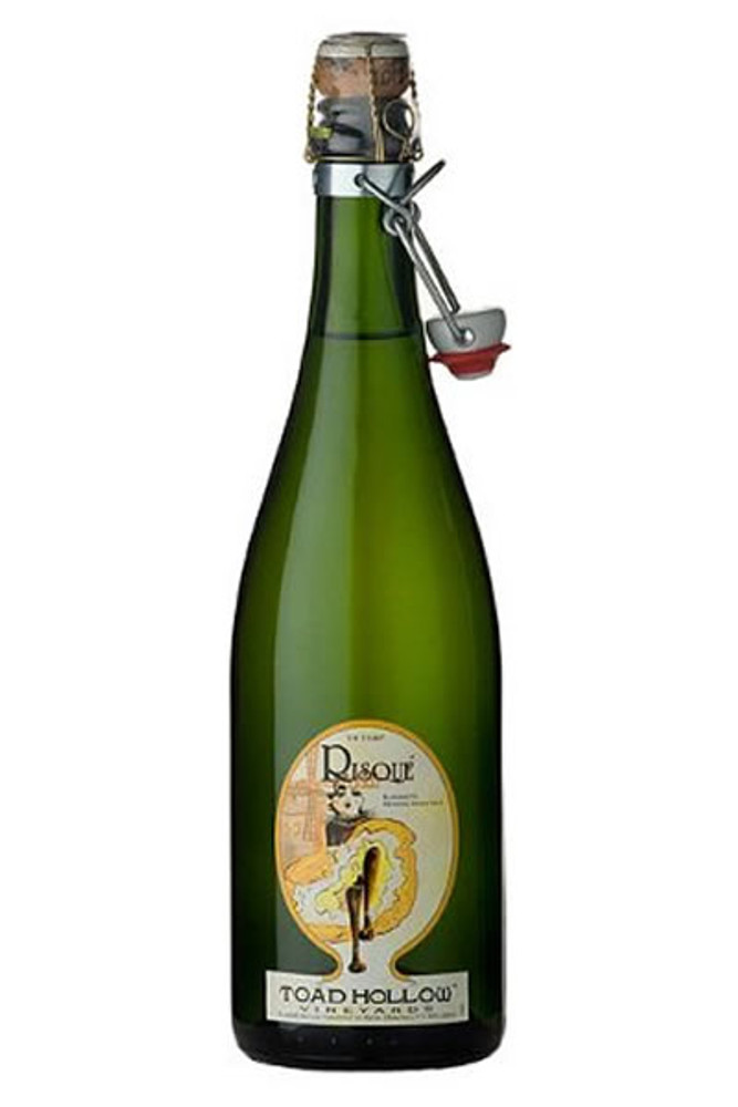 Toad Hollow Risque French Sparkling Wine