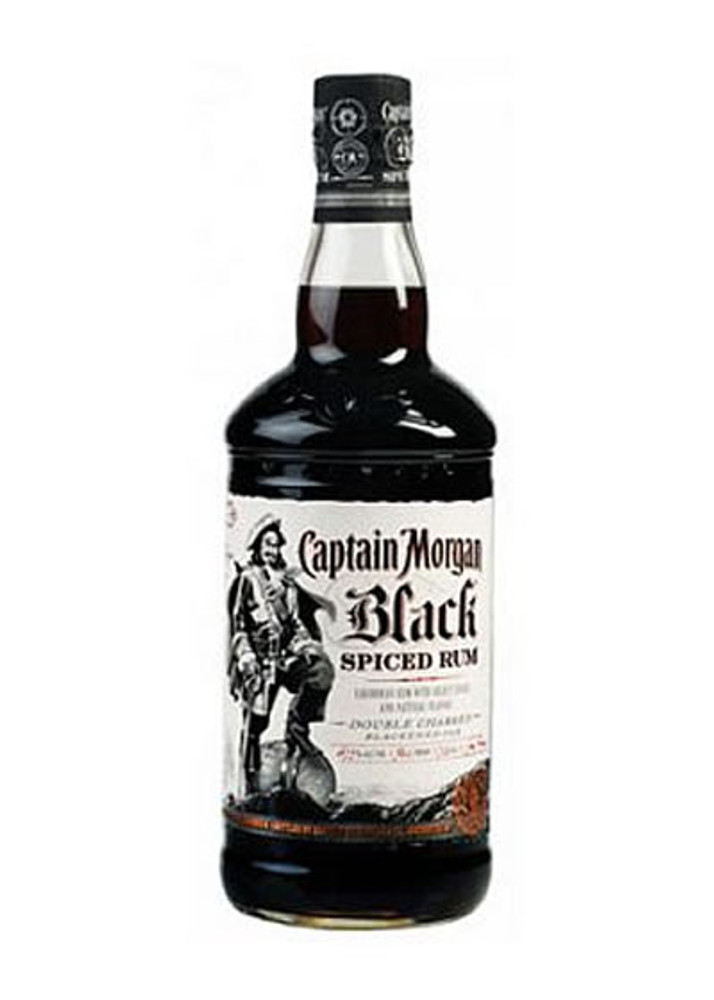 Captain Morgan Black 750