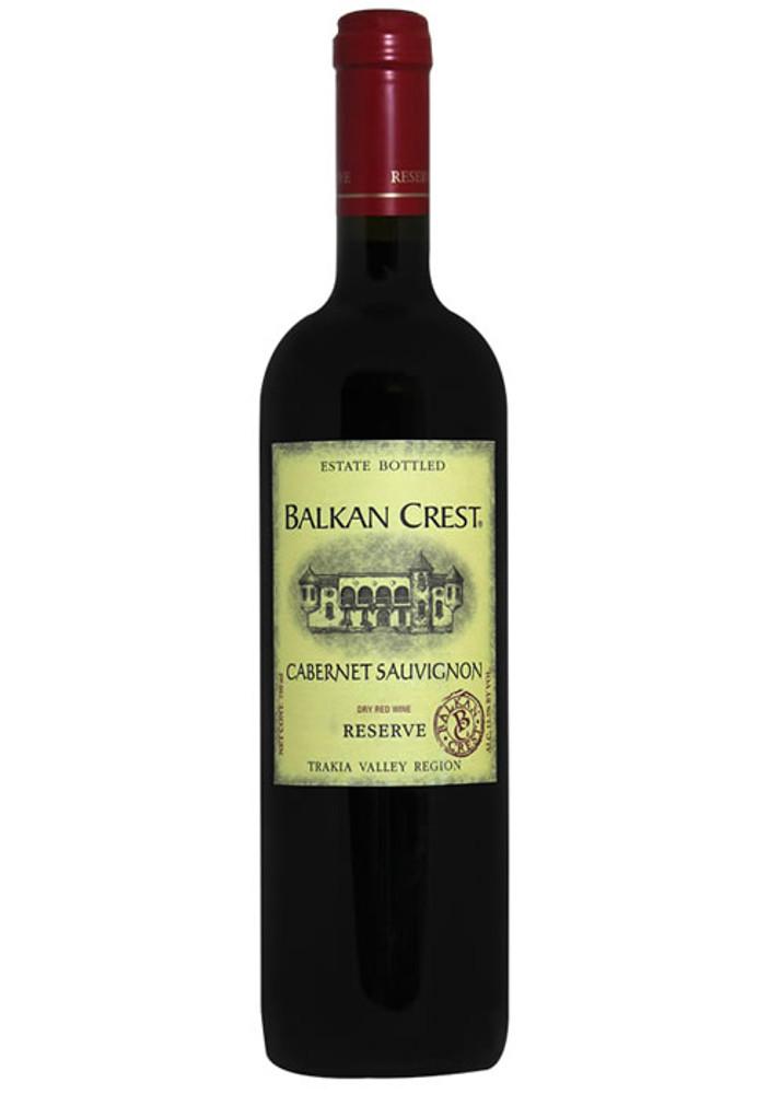 Balkan Crest Cabernet Sauvignon