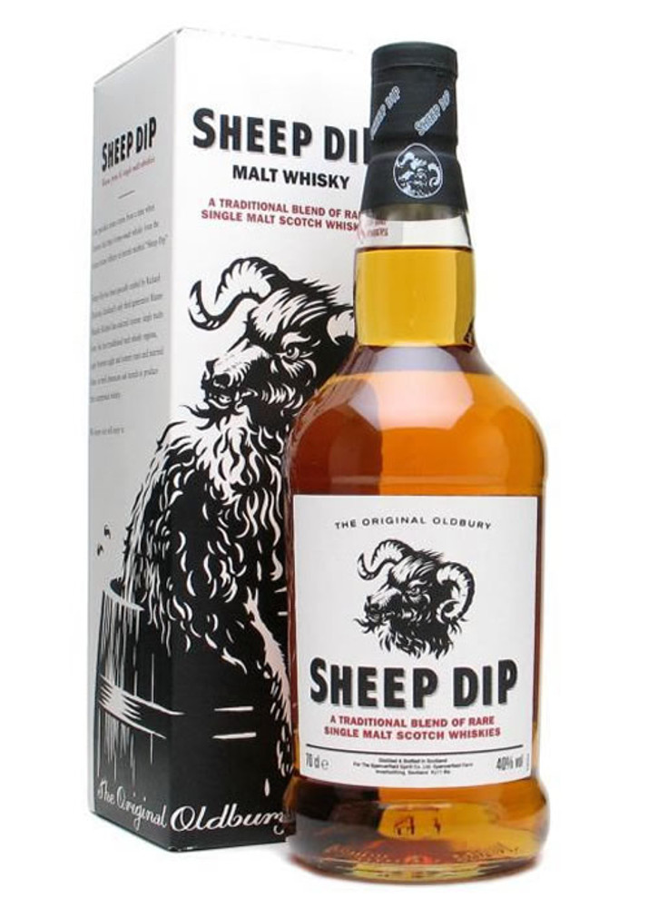 Sheep Dip Blended Scotch