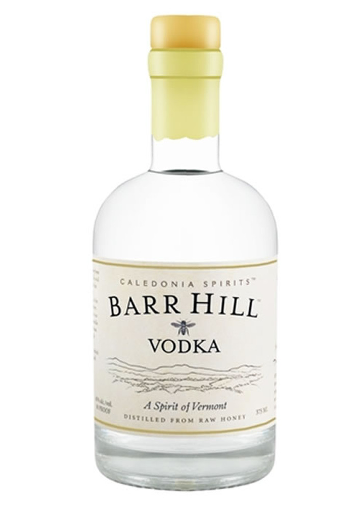 Caledonia Spirits Barr Hill Vodka