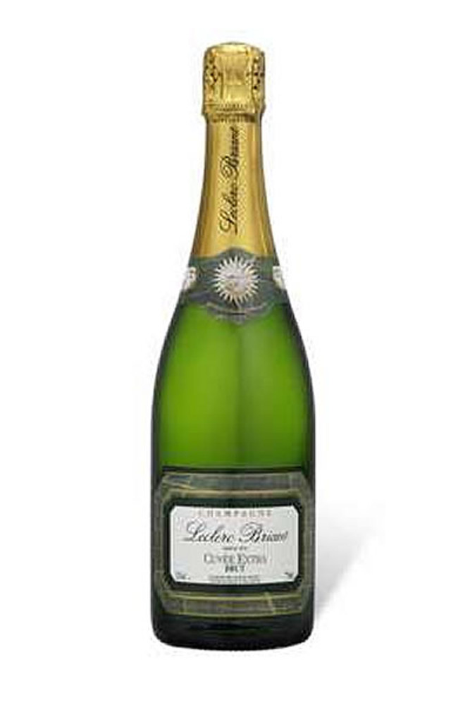 Leclerc Briant Extra Brut Champagne