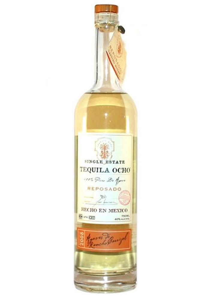 Tequila Ocho Reposado