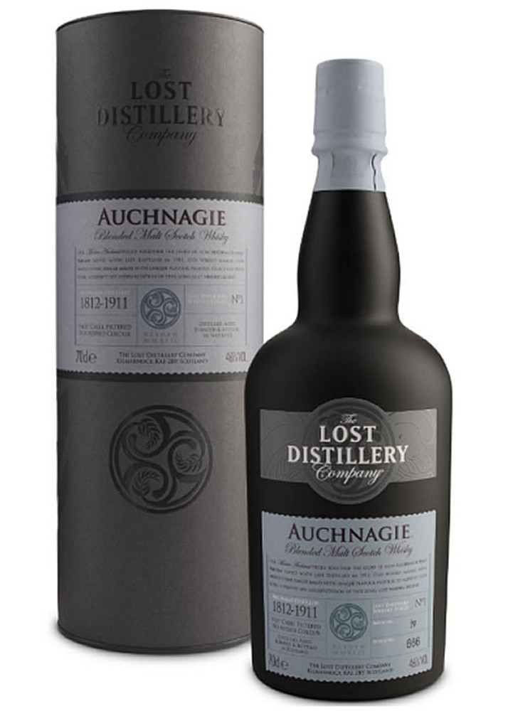 Lost Distillery Auchnagie