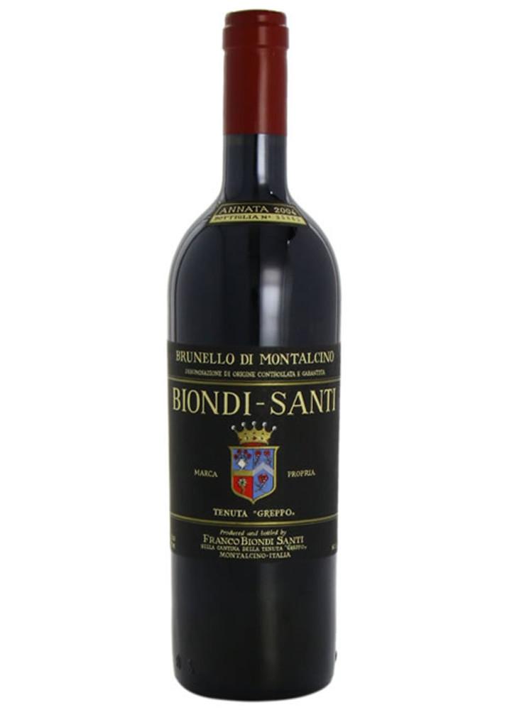 Biondi Santi Brunello di Montalcino Annata 2009
