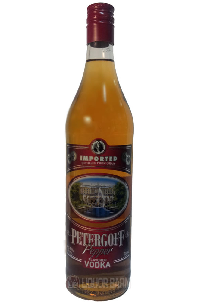 Petergoff Pepper