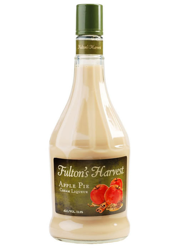 Fultons Harvest Pumpkin Pie Cream
