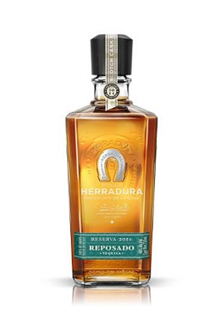 Herradura Coleccion De La Casa Reposado Scotch Cask