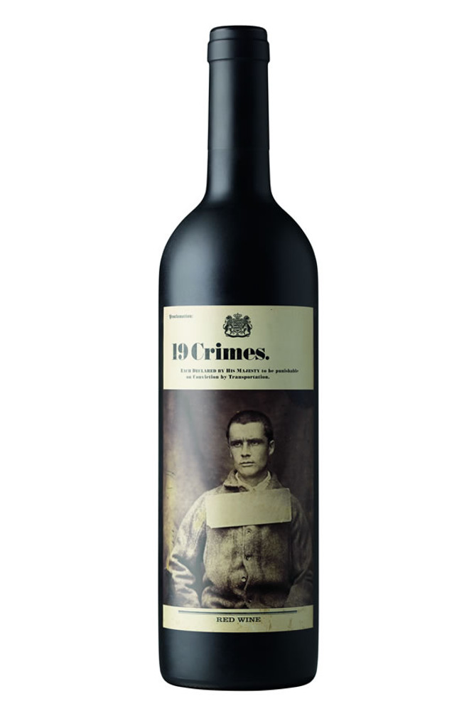 19 Crimes Red