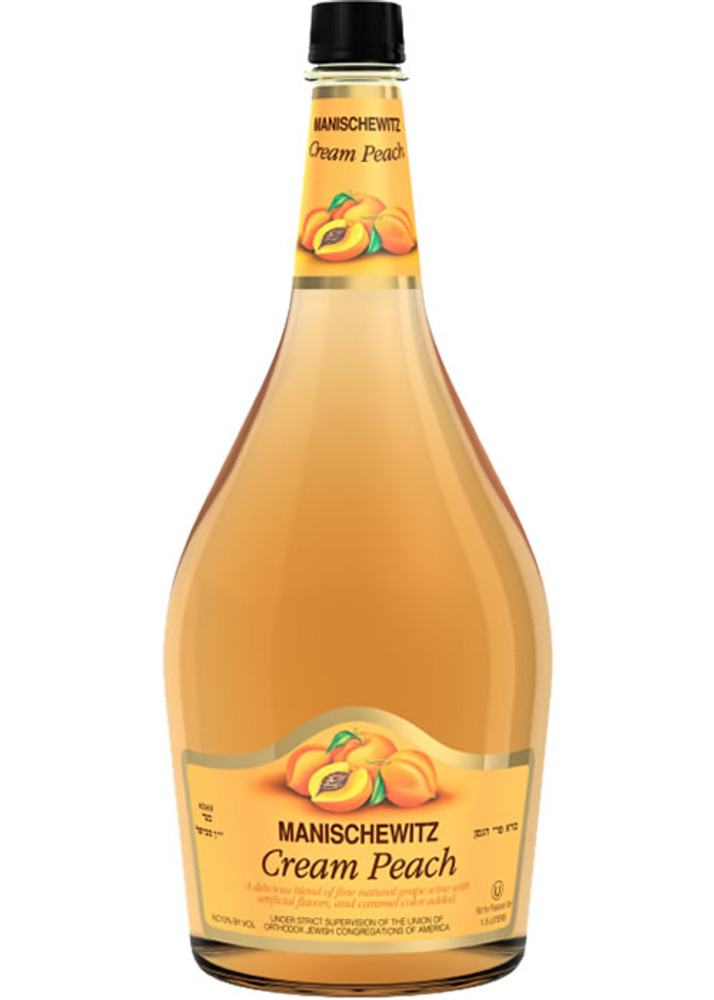 Manischewitz Cream Peach Concord