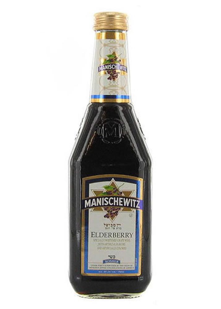Manischewitz Elderberry