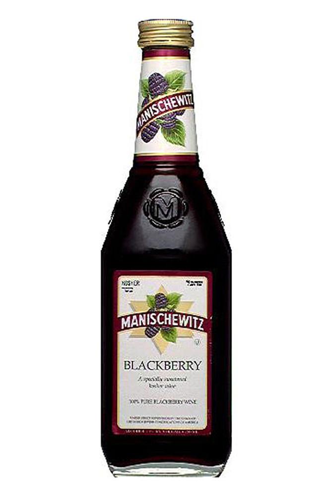 Manischewitz Light Blackberry