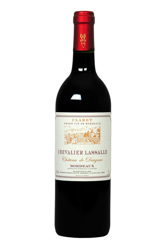 Ch La Salle Red Wine