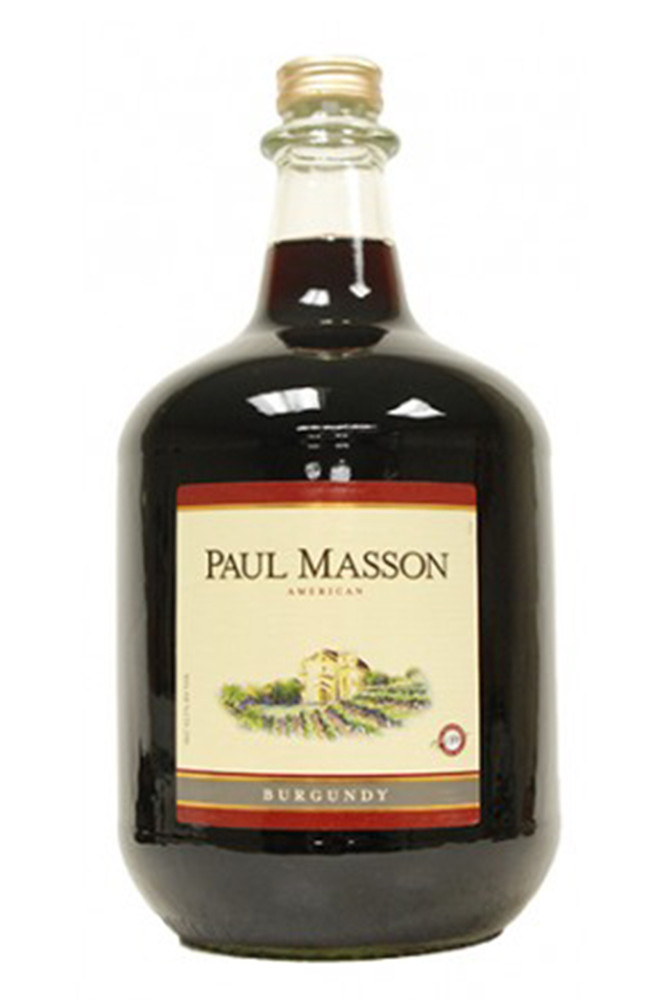 Paul Masson Burgundy
