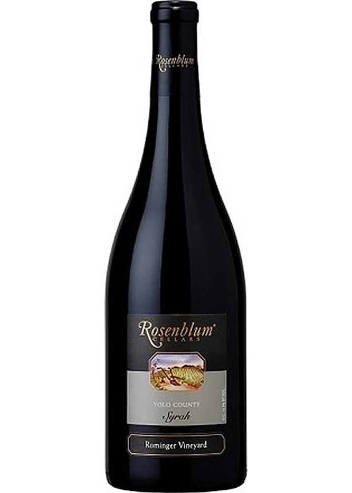 Rosenblum Rominger Vineyard Syrah