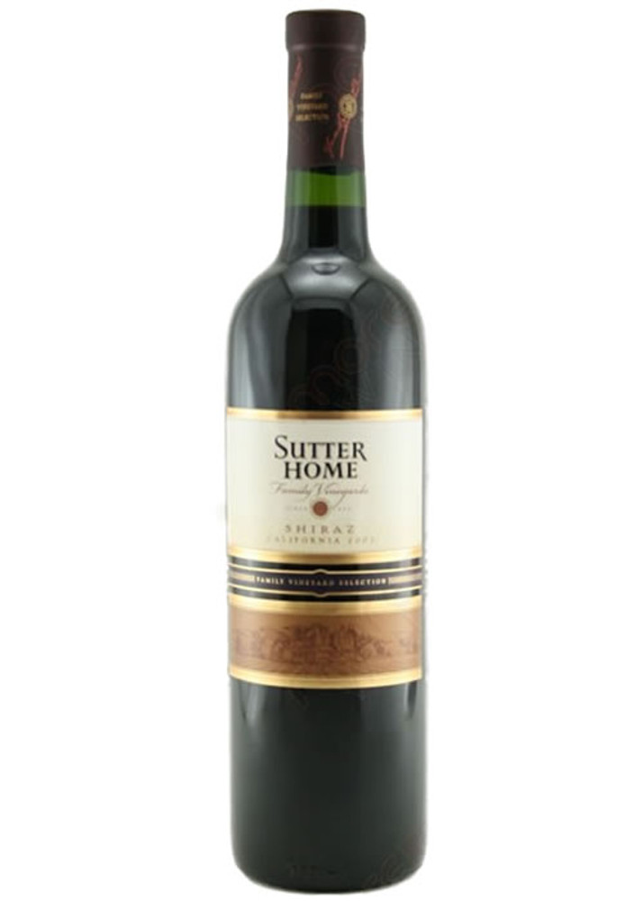 Sutter Home Shiraz