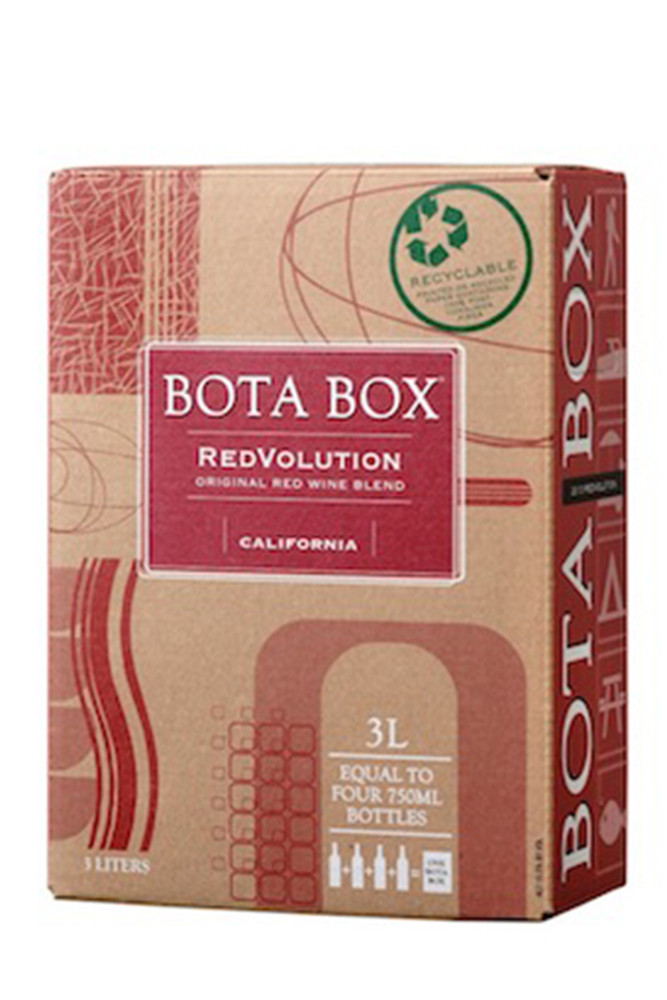 Bota Box Revolution