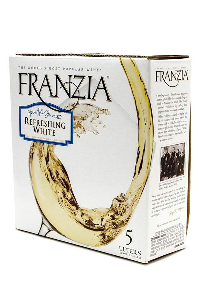 Franzia Refreshing White