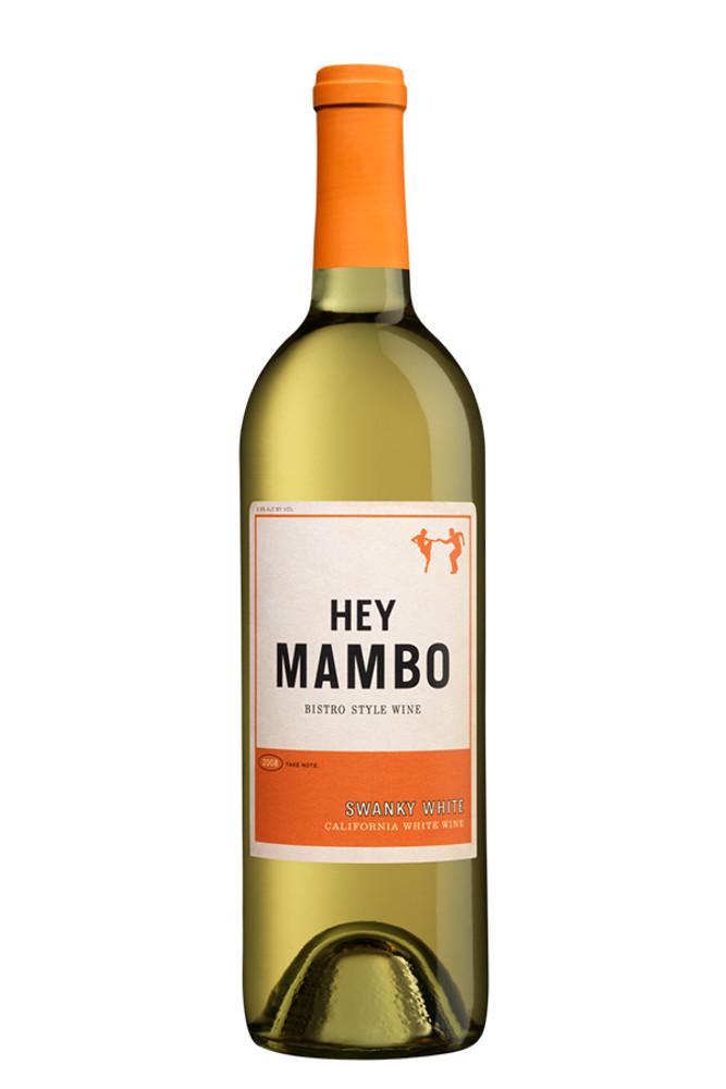 Hey Mambo Swanky White