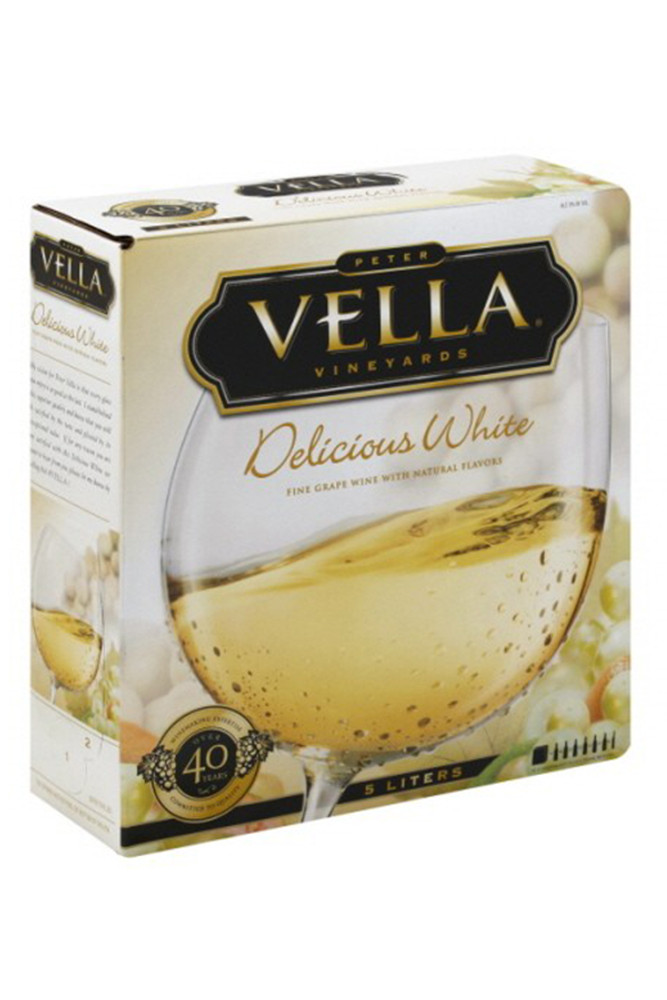 Peter Vella Delicious White