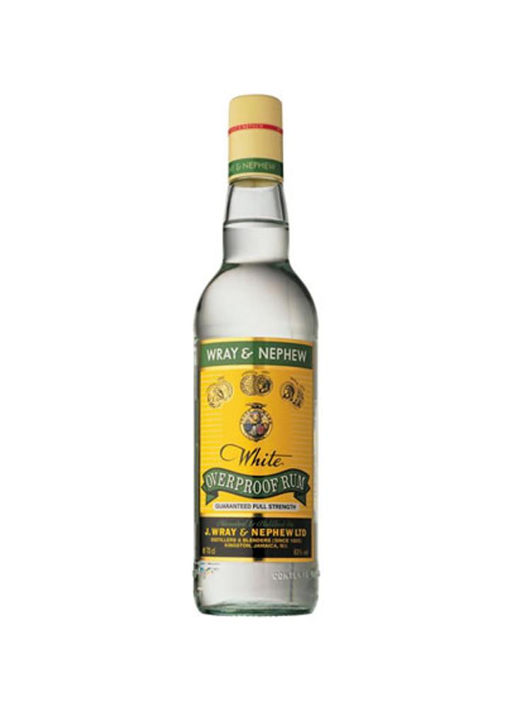 Wray & Nephew Overproof Rum 750
