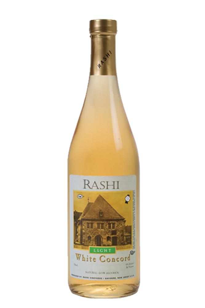 Rashi Light White Concord