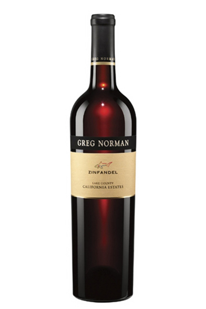 Greg Norman California Estates Zinfandel