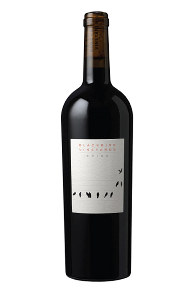 Blackbird Vineyards Arise Proprietary Red