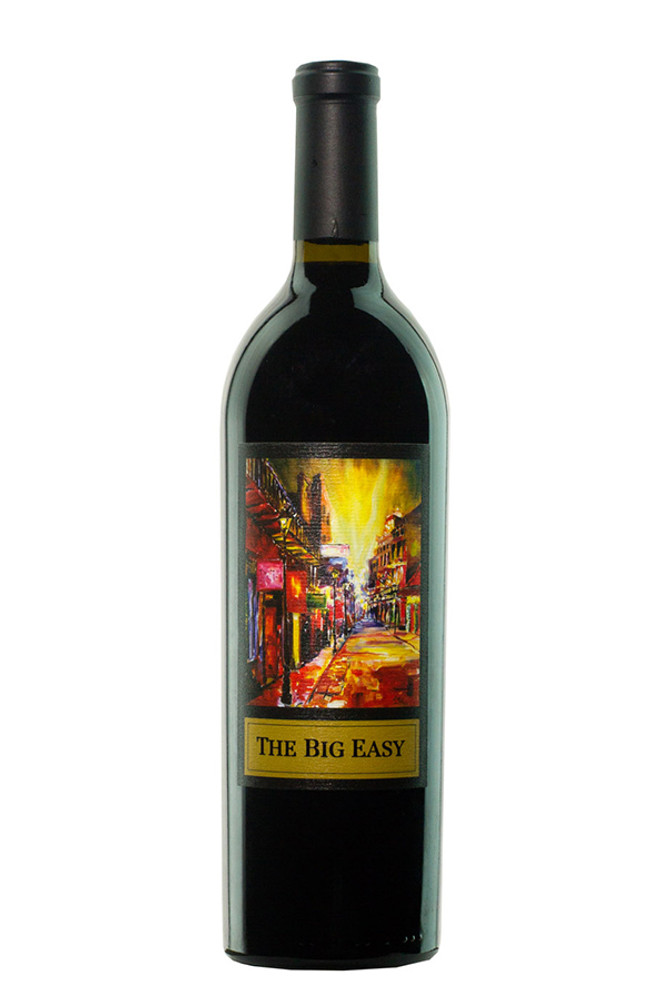 Fess Parker The Big Easy Red