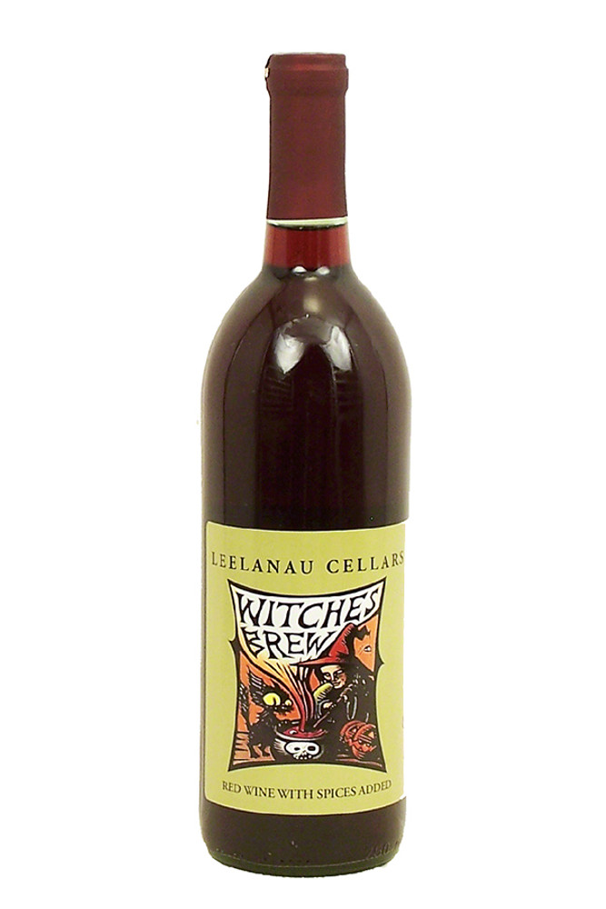 Leelanau Cellars Witches Brew Spiced Red Wine